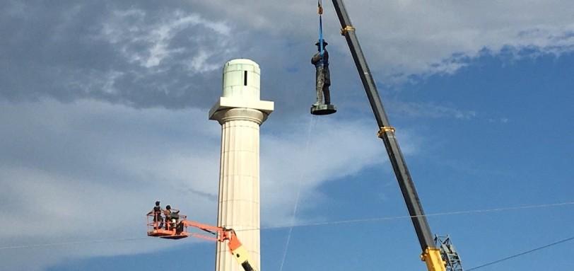 Confederate Statue Removal